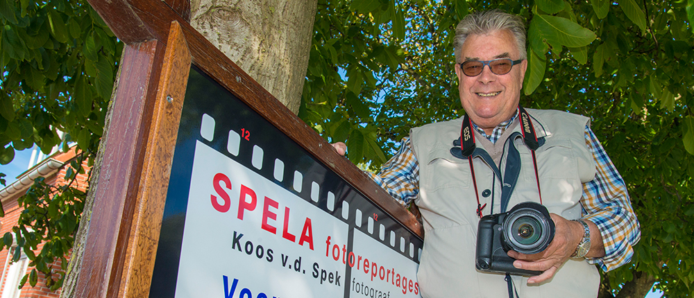 Koosvan de Spek - Spela Fotoreportages